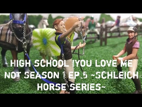 You love me NOT Season 1 ep.5   roleplay juguetes toys best dolls learning videos for toddlers horse
