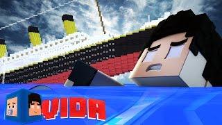 Minecraft : UMA TRAGÉDIA ACONTECEU !! #106 (MINECRAFT VIDA )