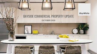 October 2020 Bayside Commercial Property Market Update