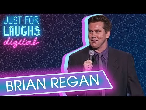Brian Regan Stand Up – 1999