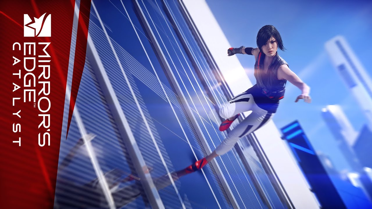 Mirror's Edge Catalyst, You Look Really Pretty