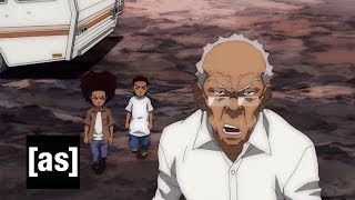 Boondocks Season 4 Official Trailer   Adult Swim