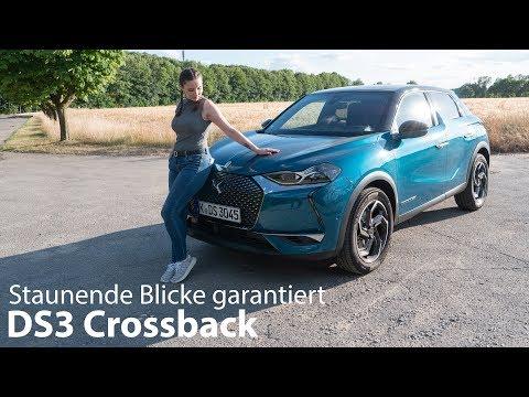 2019 DS3 Crossback PureTech 130 Fahrbericht / Das extravagante B-SUV - Autophorie