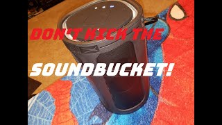 Altec Lansing Soundbucket XL 60w Bluetooth Speaker Review & Sound Demo. Is This on Your Bucket List?