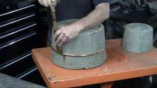Copper Tubing Circles
