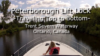 preview picture of video 'Sit Back Sunday - GoPro Boat Cruise Peterborough Lift Lock - Series Intro'