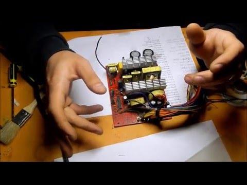 Ремонт блока питания power box PB500W (не стартует).