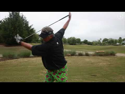 Wide Hands Drill to Create Width in Swing