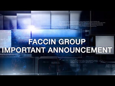 Faccin Group - New Logo Launched
