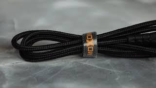 USB cable MOXOM PD Fast Type-C TO Lightning (MX-CB34) черный