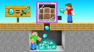 I Got TROLLED By A FAKE DIAMOND STORE! (Minecraft)