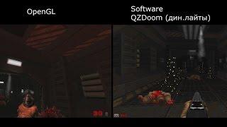OpenGL vs Software ● Аналитика