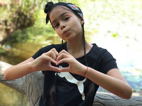 Drake - In My Feelings Dance Challenge (Kiki Challenge by Rafaela - 9 yo)