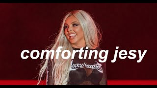 Every Time Little Mix Comforted Jesy