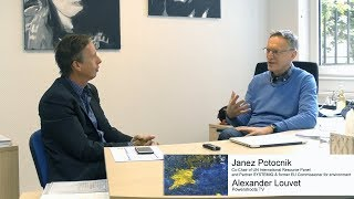Janez Potocnik (Co-Chair of UN International Resource Panel and Partner SYSTEMIQ)