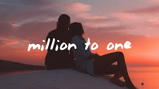 "Camila Cabello - Million To One (Lyrics) (from Amazon Original ""Cinderella"")"