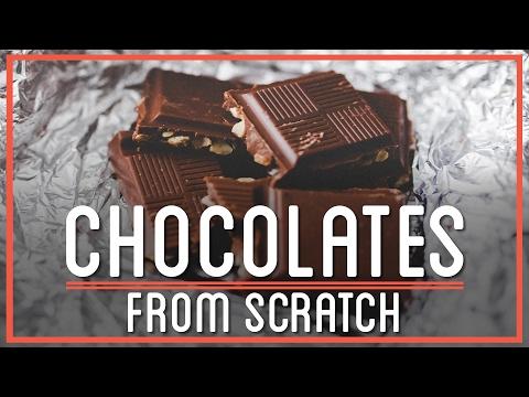 Jak vyrobit čokoládu zcela od základu