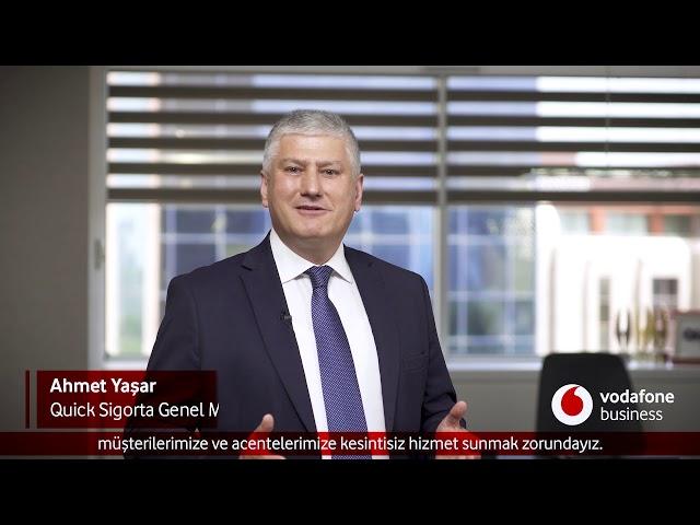 Quick Sigorta Neden Vodafone Datacenter'ı Tercih Ediyor?