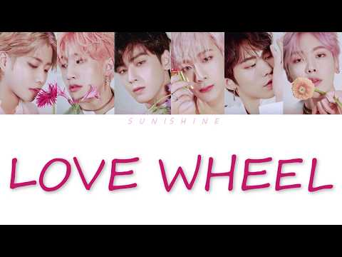 "ASTRO ""LOVE WHEEL"" INDOSUB"