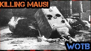 World Of Tanks-Killing Maus 10! Training Room! Funny Moments!