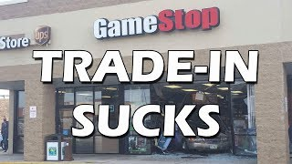 Are GameStop's Trade-In Values Really That Bad? - Rant Video