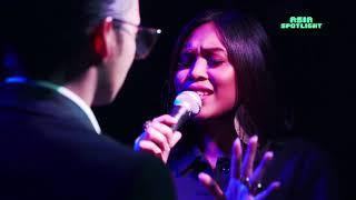 """Hael Husaini performs """"Jampi"""" and """"Haram"""" w/ Dayang Nurfaizah (Asia Spotlight)"""