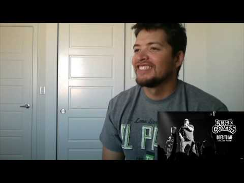 Luke Combs - Does to Me (Reaction) HMM WHAT YALL THINK????