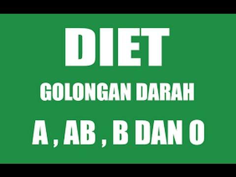 Menu diet keluarga untuk menurunkan berat badan