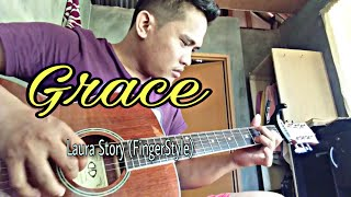 Grace (by Laura Story) Fingerstyle..