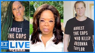 Oprah Leads 'Justice For Breonna Taylor' | ET Canada LIVE