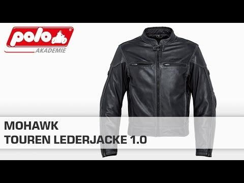 Mohawk Lederjacke 1 0