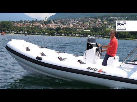 [ITA] SELVA D.650 FAMILY SPECIAL - Prova Completa Gommone - The Boat Show