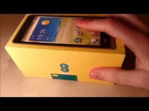 EE Kestrel 4G: Unboxing and initial impressions