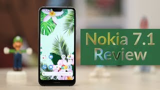 Nokia 7.1 review: A fantastic display, design, camera, but...