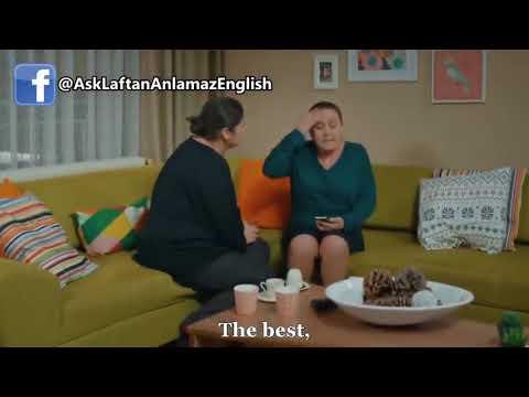 Ask Laftan Anlamaz - Episode 20- Part 11 - English Subtitles