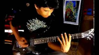 Guitar Cover - The Absence - Dead And Gone by DiGgfreak