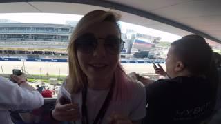 Звезды Русского радио в Крокусе, Др EuropaPlus, Formula1 (Один день с Ю)