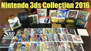 Nintendo 3ds Collection 2016 - 100+ games & Multiple Systems