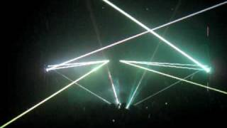 """Fever Ray - """"Now's the Only Time I Know"""" (Henry Fonda Theater 10/07/09)"""