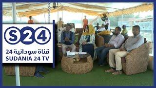 (صناعة الإعلان في السودان ) والفنان مصطفى السني - العوامة - عيد الفطر المبارك 2017