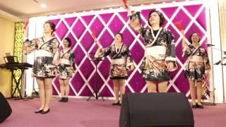 中揚富邦跳舞組