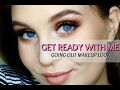 GET READY WITH ME -