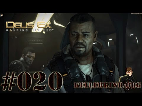 Deus Ex: Mankind Divided #020 - Kaltblütig ★ EmKa plays Mankind Divided [HD|60FPS]