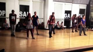 Chris Brown - Trumpet Lights (Choreography) (Dejan Tubic & Janelle Ginestra)