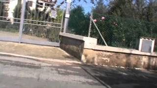 preview picture of video 'via palermo - Fiano Romano'
