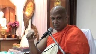 2015 Wesak Poya Day Special Sermon By Ven Malimbada Pagnasara Thero At Dubai Consulate