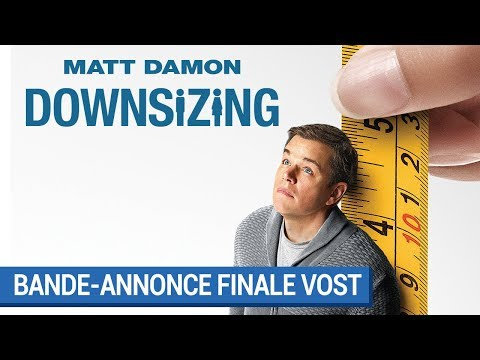 Downsizing Paramount Pictures France