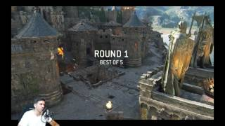 For Honor ...DO IT! DO IT!!! When to parry orochi zone?