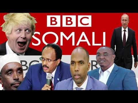 Idaacadda BBC Somali, Turkiga Dagaalka wali sii wada & Wararkii ugu danbeeyay