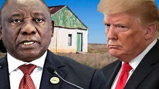 South African President Cyril Ramaphosa Responds To Donald Trump